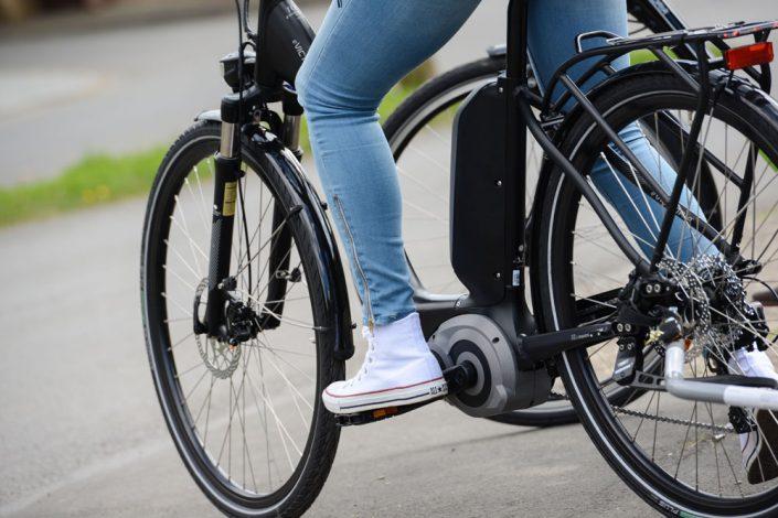 Fahrradvermeitung in der Nähe von Kiel